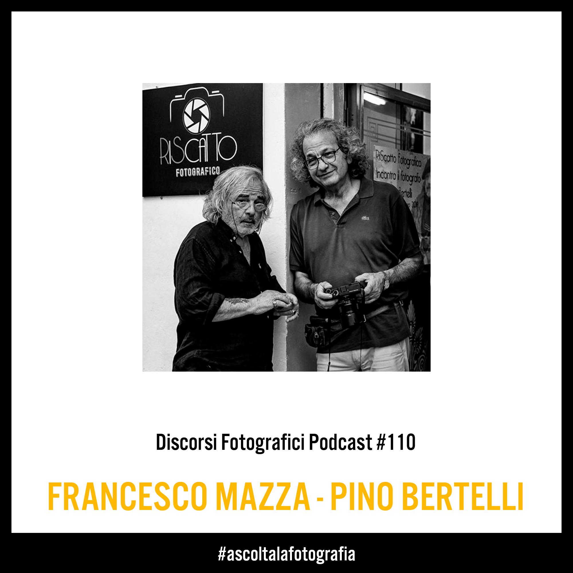 FRANCESCO MAZZA-PINO BERTELLI
