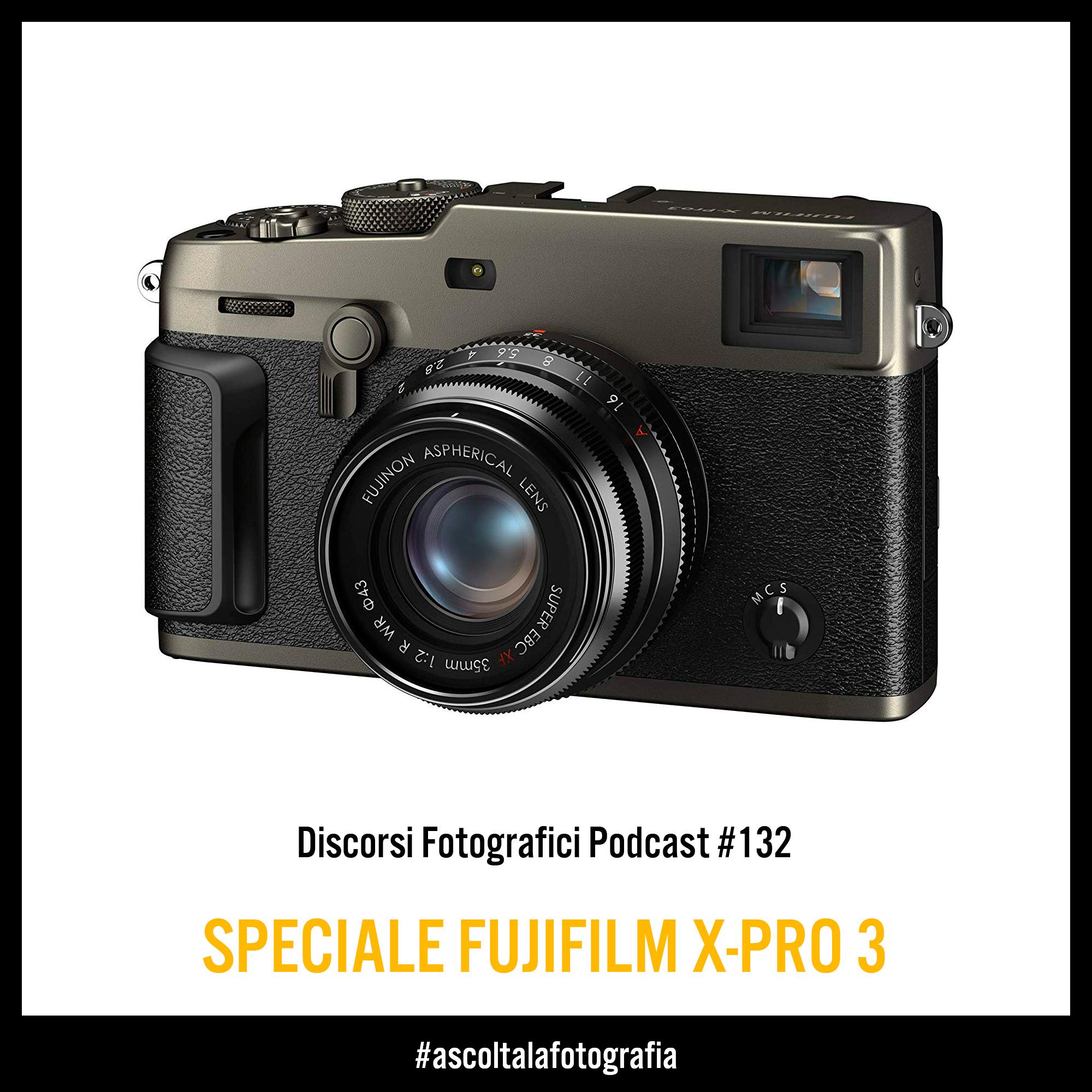 SPECIALE FUJIFILM XPRO-3